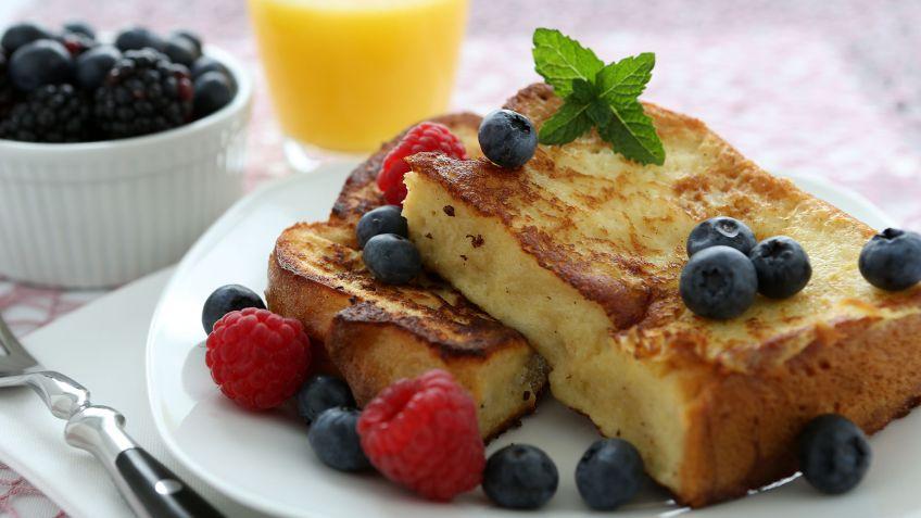 Las tostadas francesas se remontan al imperio romano en su origen
