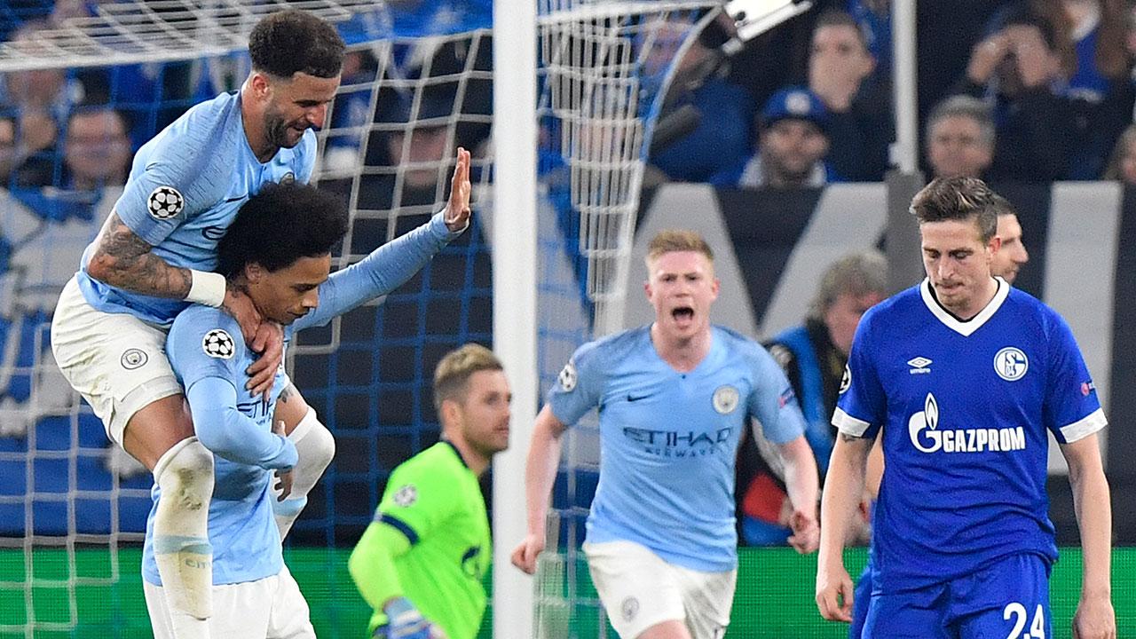 Ligue des champions: 5 infos avant Manchester City – Schalke 04