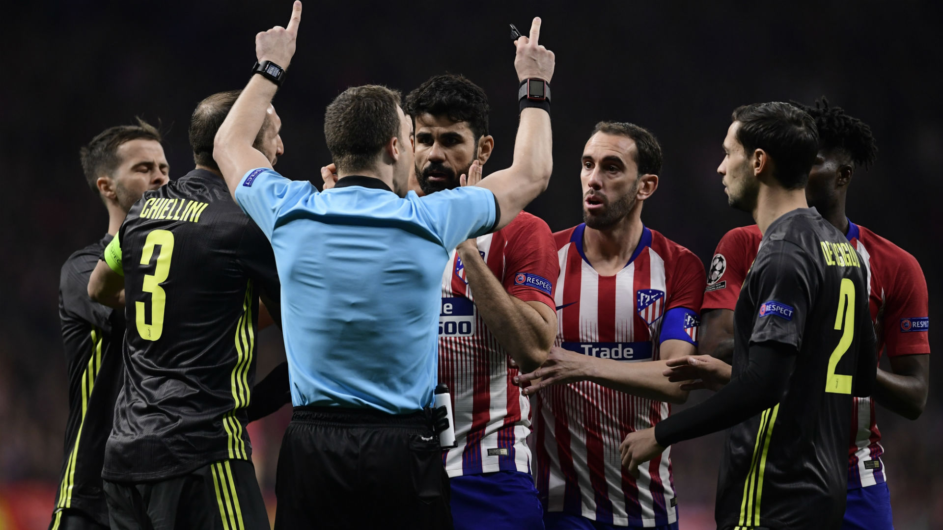 Ligue des champions: 5 infos avant Juventus Turin – Atlético Madrid
