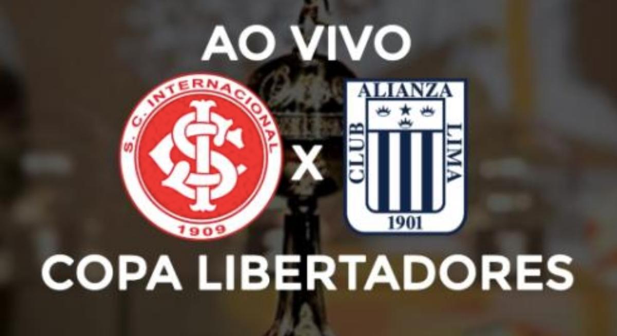 Internacional x Alianza Lima: jogo ao vivo na Fox Sports e Globo quarta às 21h30