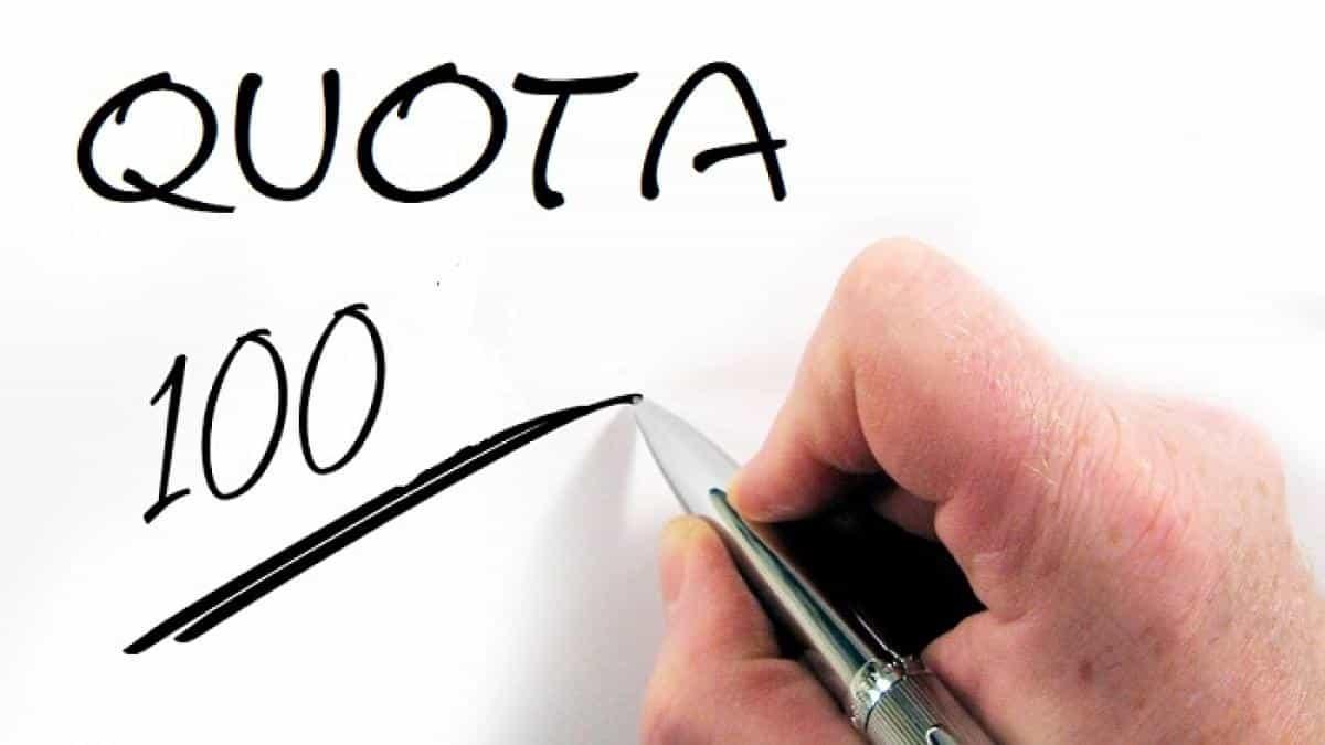 Pensioni, quota 100: presentate oltre 89mila domande
