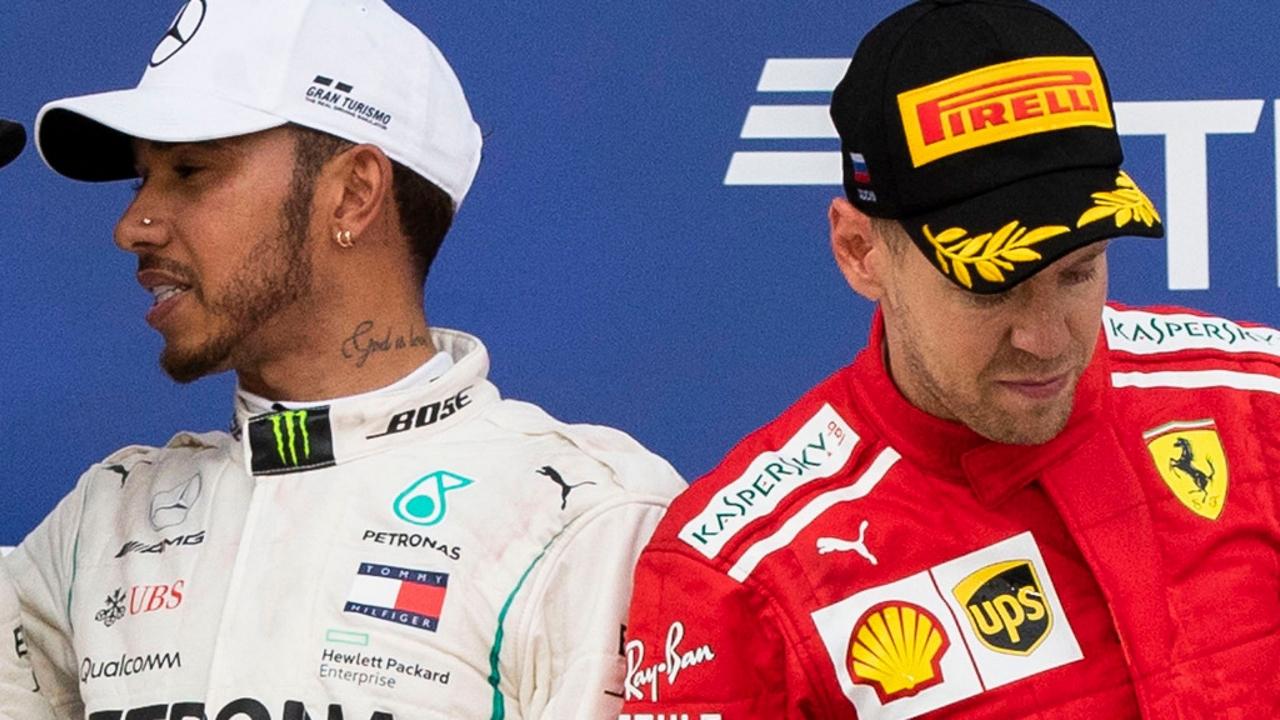 Formule 1: les 5 favoris de la saison 2019