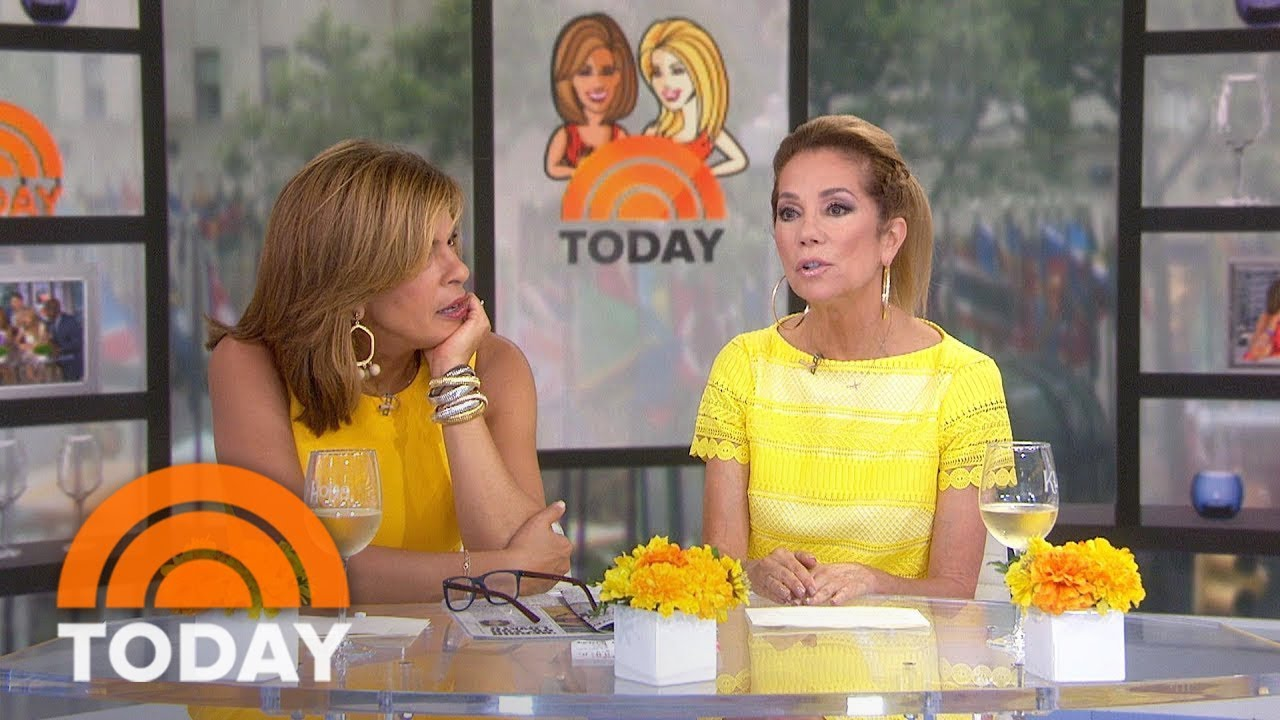 Kathie Lee Gifford reveals what she tells herself about her last day on Today
