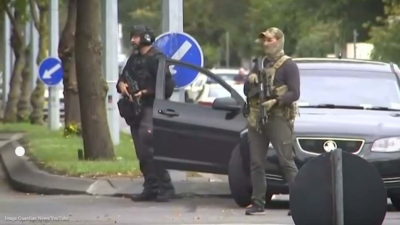 Man charged in Christchurch, New Zealand mosques terror attack