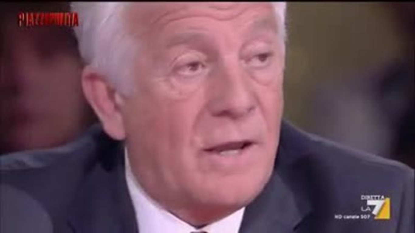 Piazzapulita: Paolo Agnelli favorevole al reddito di cittadinanza e quota 100