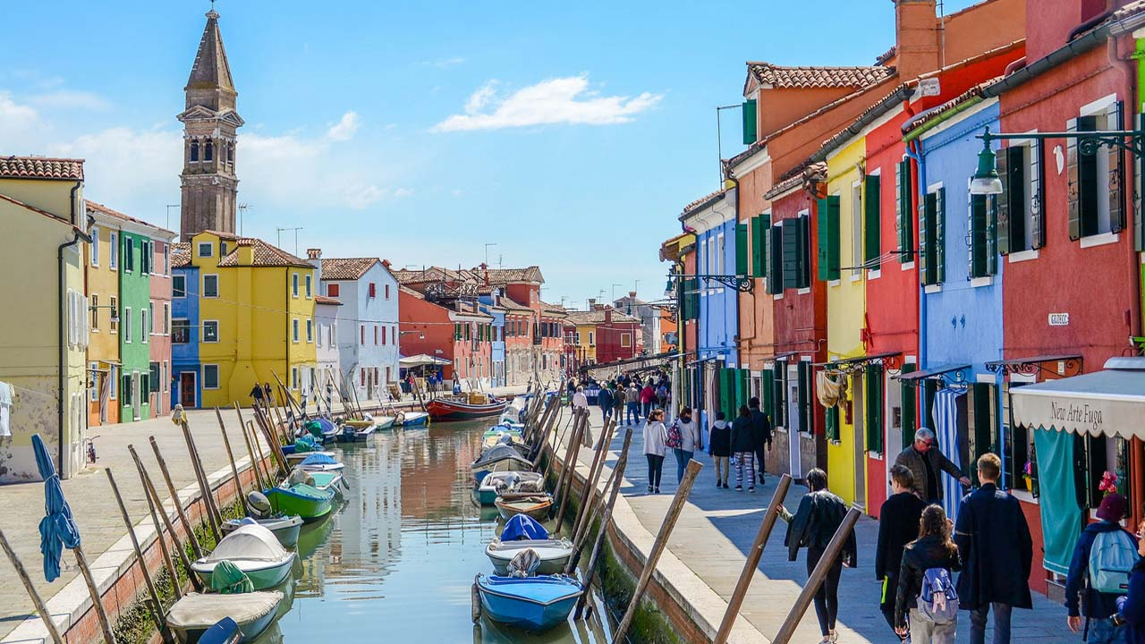 5 out-of-the-way places to visit in Venice, Italy