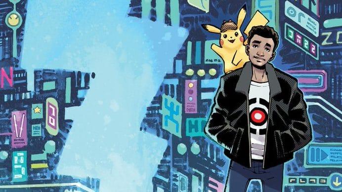 Se hará una adaptación de comics al filme Detective Pikachu