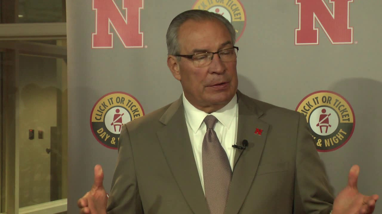 Nebraska AD comes under fire for handling of basketball situation