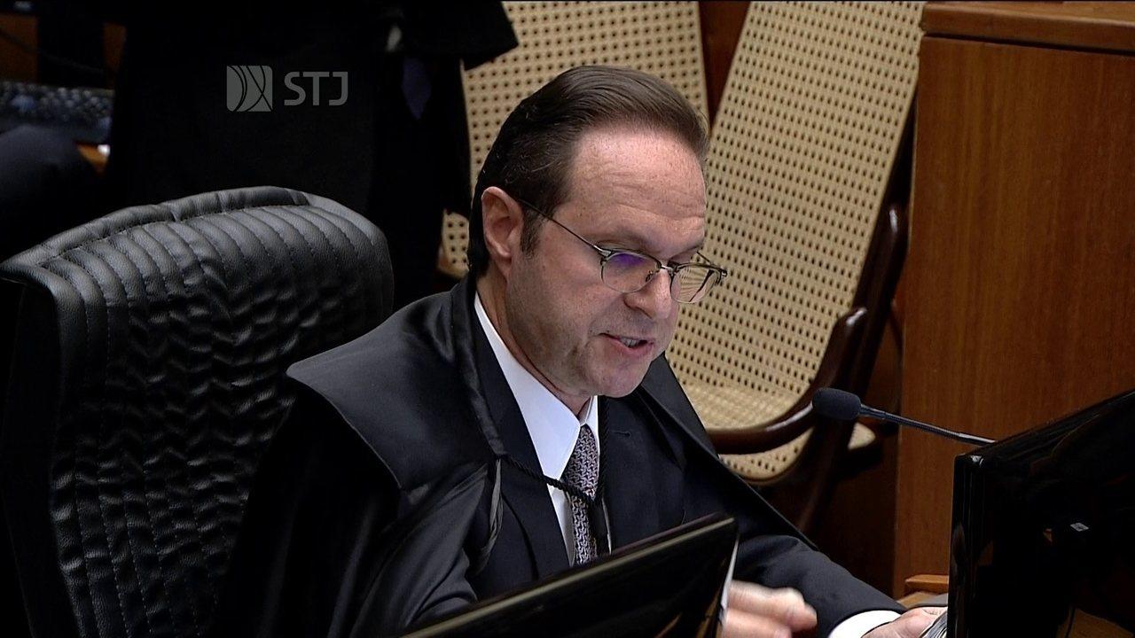 Ilan Paciornik, ministro do STF, afirma estar impedido de julgar recurso de Lula