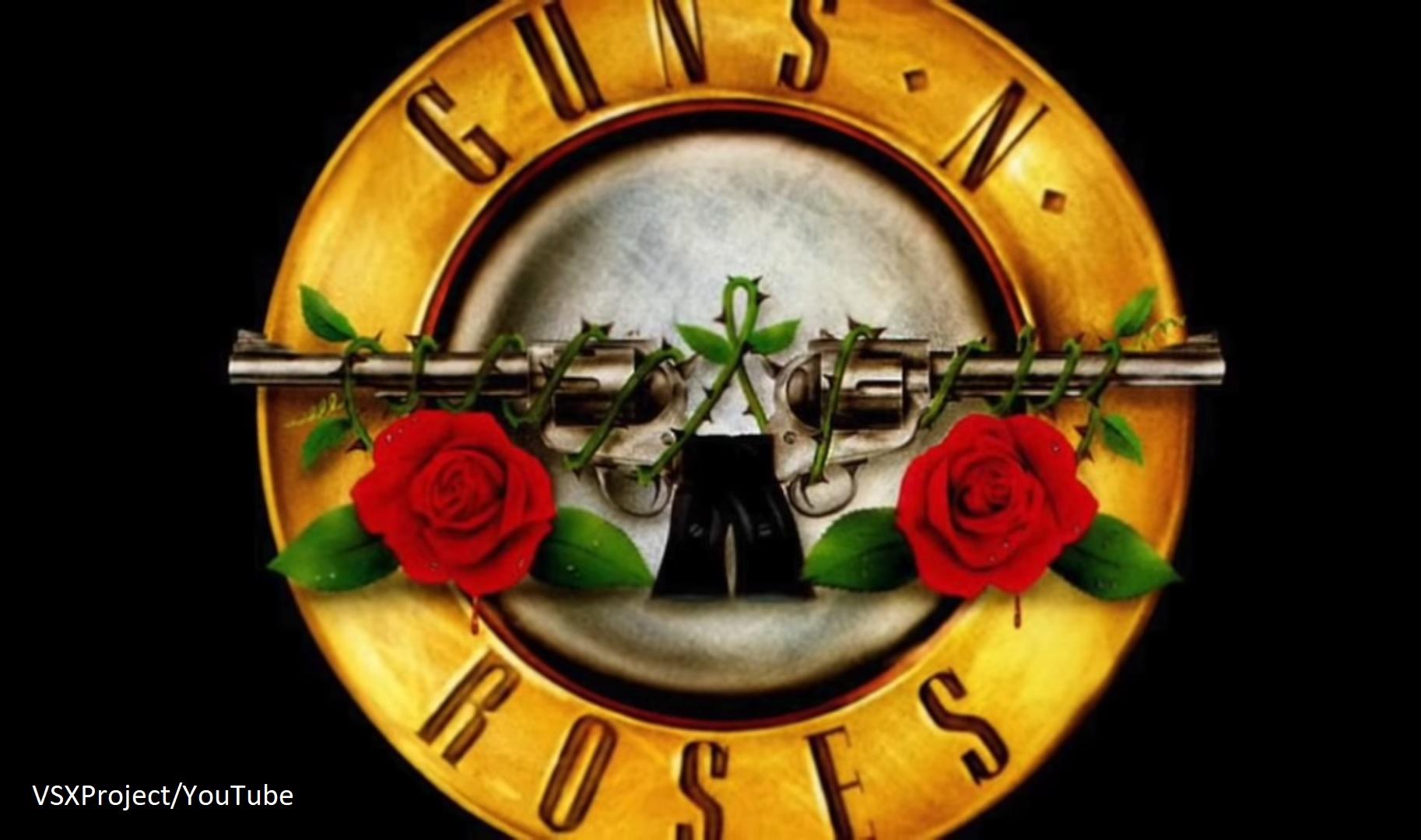 Guns N' Roses' Not In This Lifetime tour