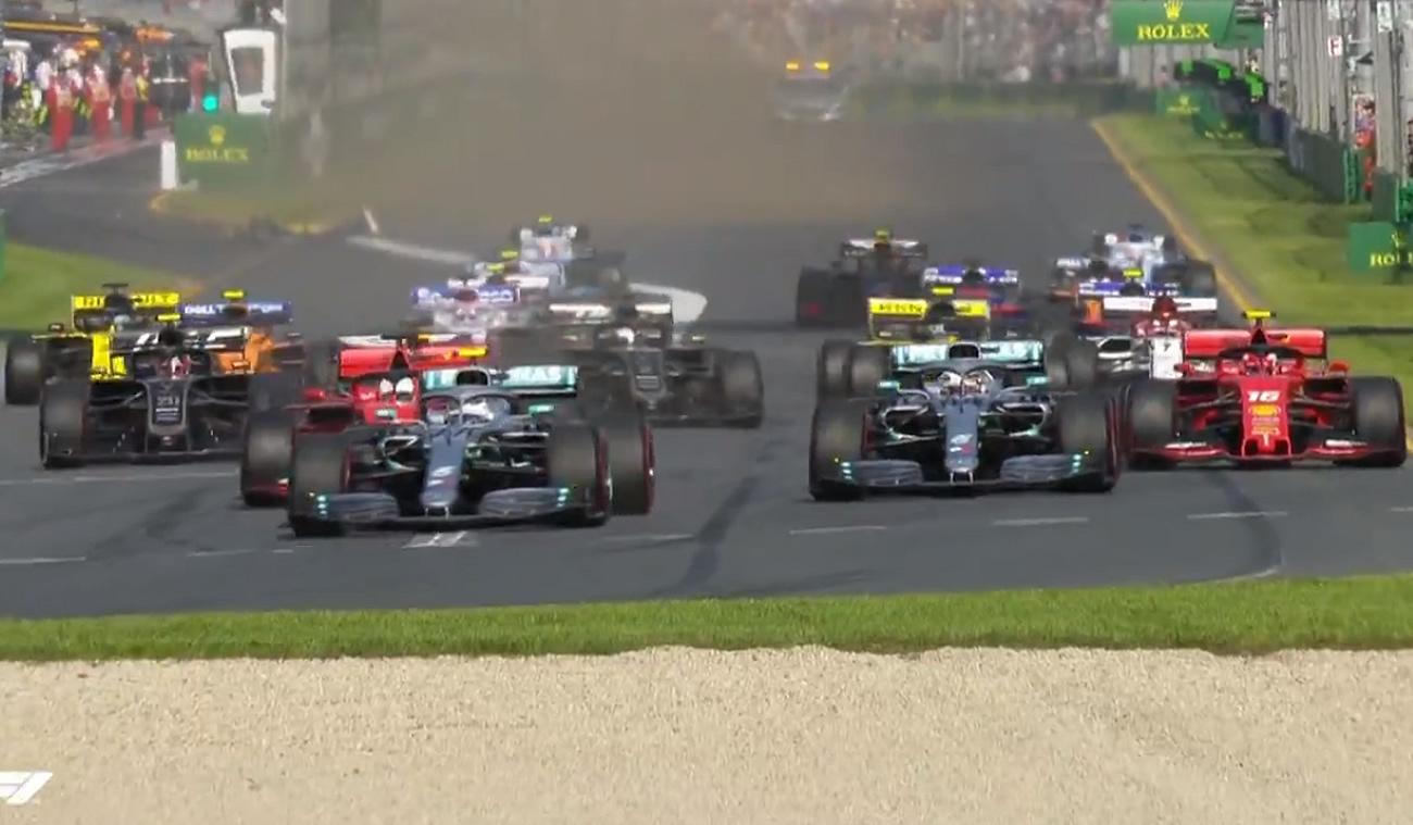 Valtteri Bottas vence o Grande Prêmio da Austrália de Fórmula 1