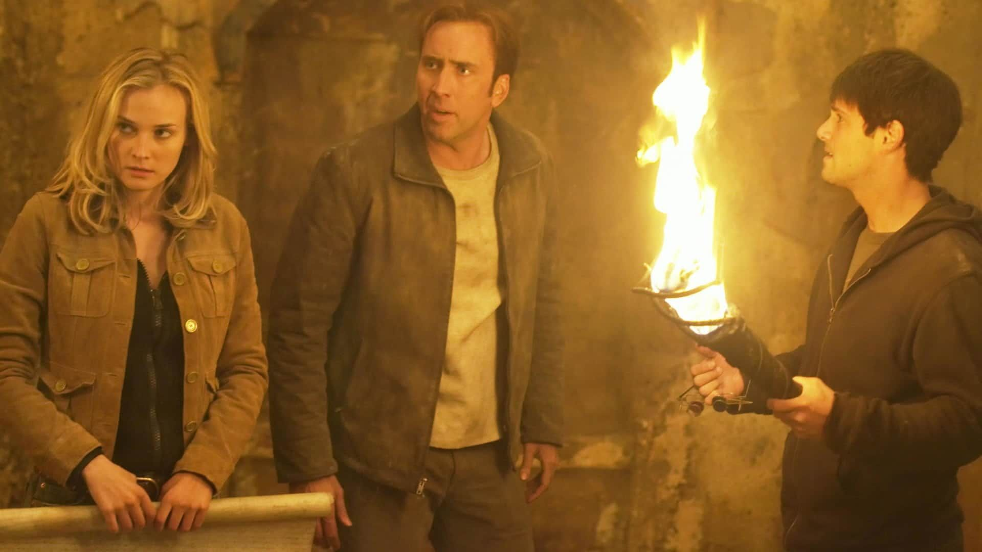 Disney suggests National Treasure sequel may be in the works
