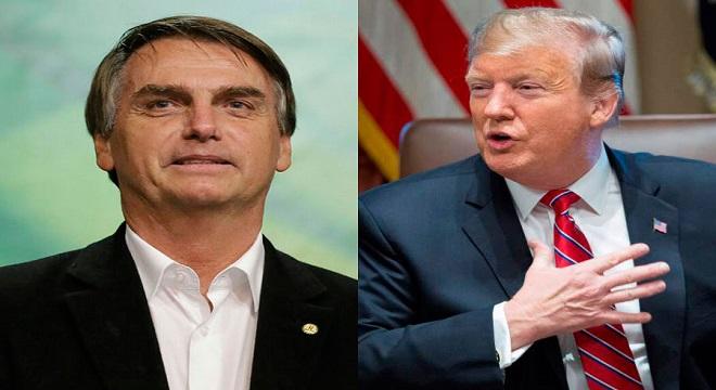 El presidente de Brasil viaja a Estados Unidos para conseguir alianzas