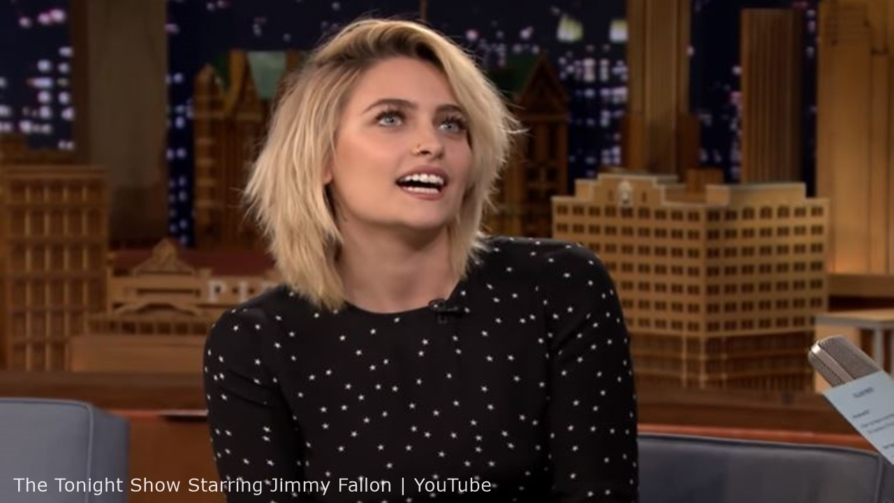 Paris Jackson tweets TMZ are liars after claims she attempted suicide