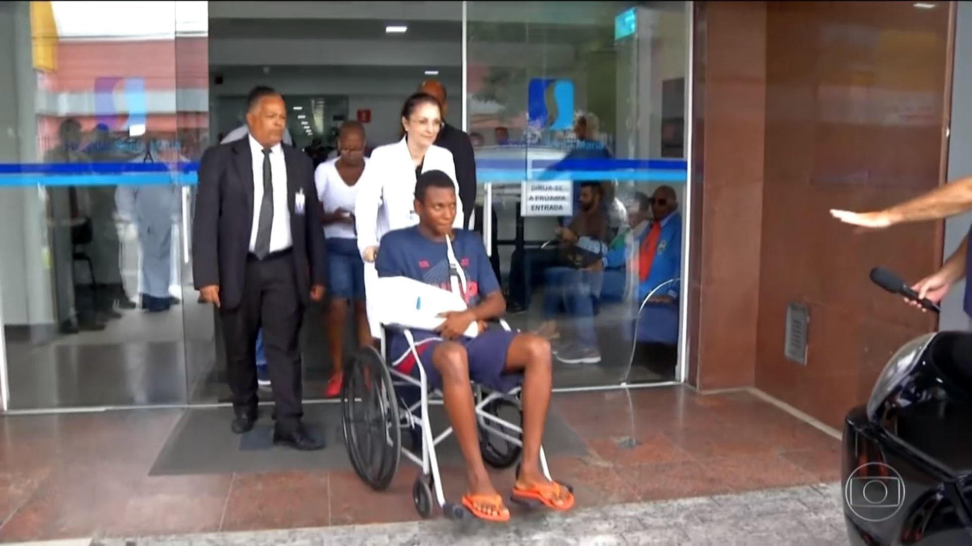 Quatro jovens continuam internados, vítimas do atirador de Suzano