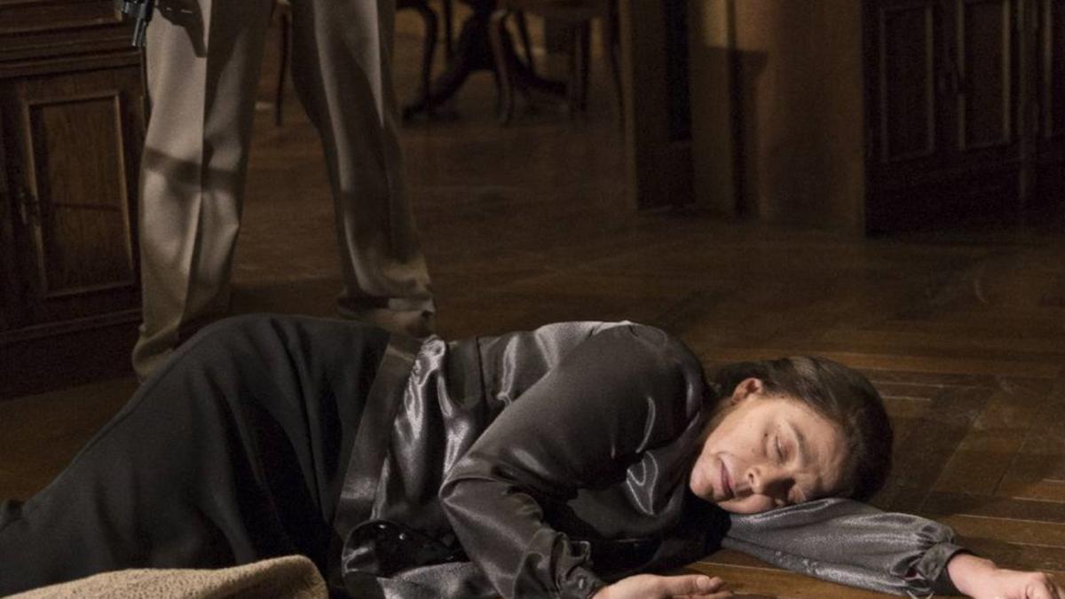 Il Segreto trame puntate di marzo: Gonzalo spara a Francisca