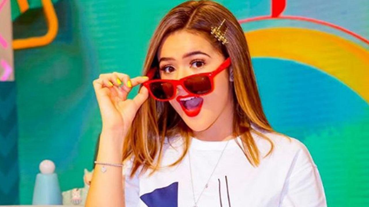 Namorado de Maisa parabeniza a atriz por programa no SBT