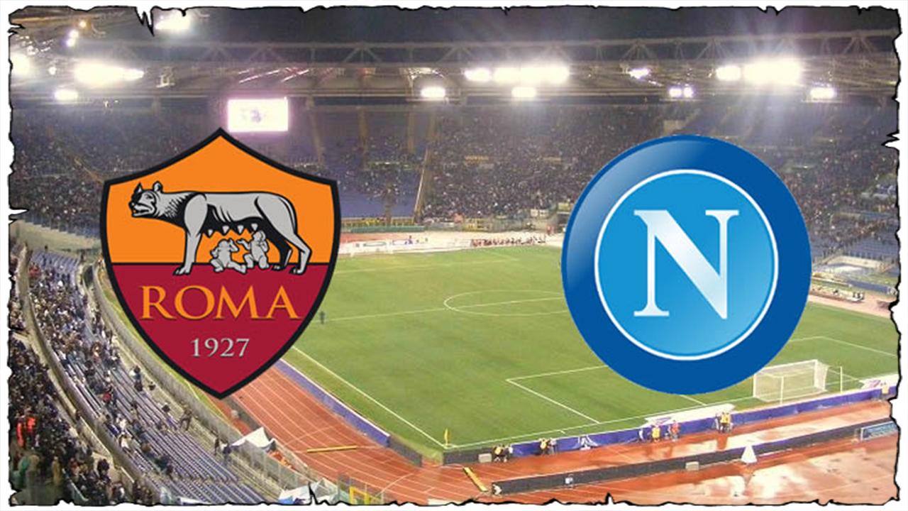 Serie A/29^ giornata: Roma-Napoli, domenica 31 marzo alle 15:00