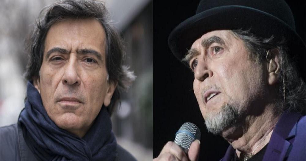 Joaquín Sabina sale en defensa de Arcadi por su opinión sobre el Síndrome de Down