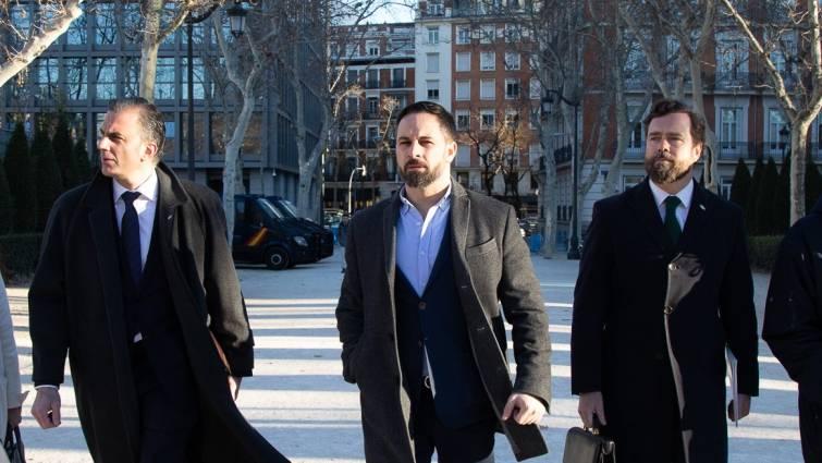 28-A/ Vox anuncia en Twitter el nombre los candidatos al Congreso por Madrid