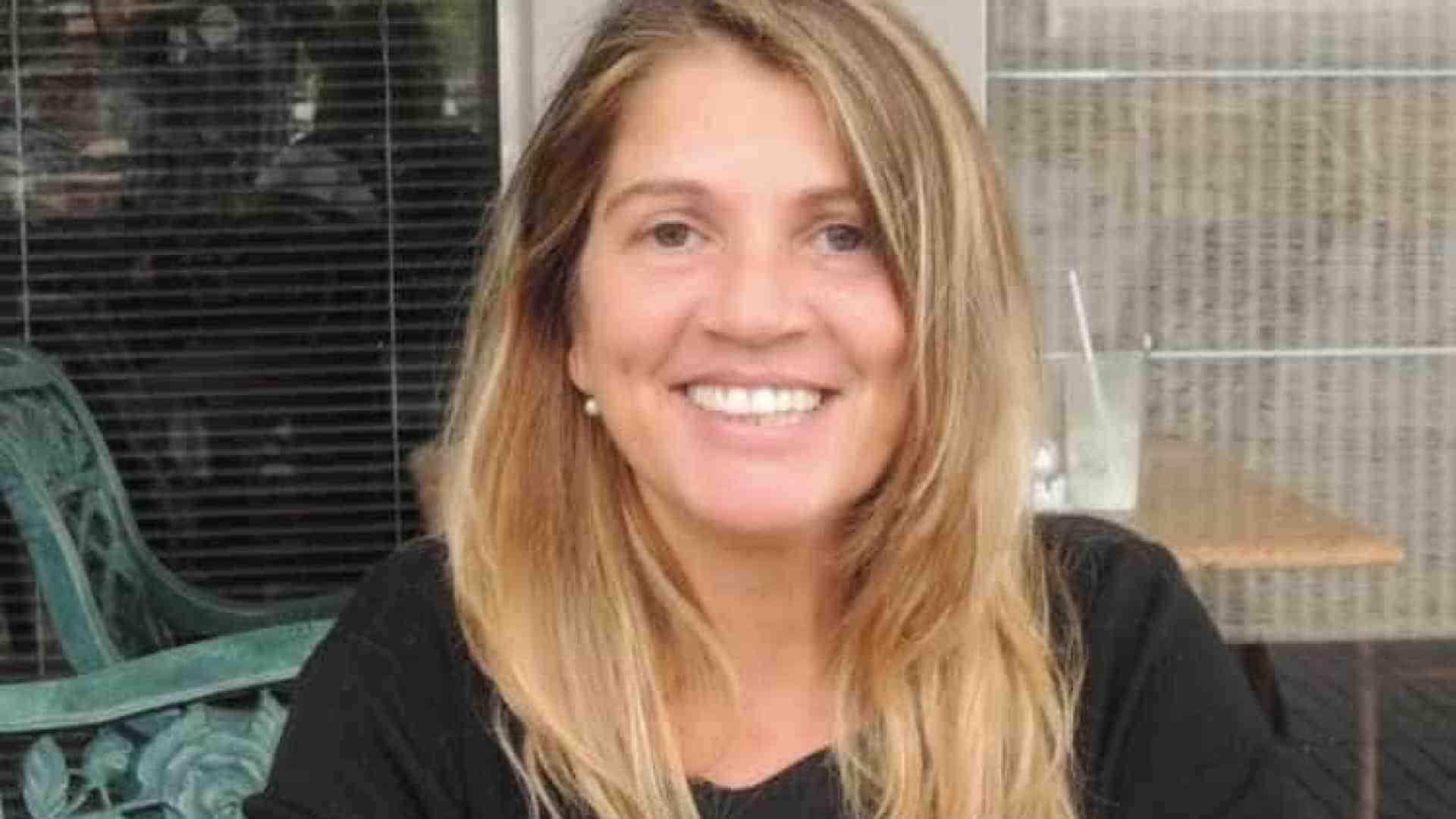 Atriz Tássia Camargo sofre ataque cardíaco em Portugal