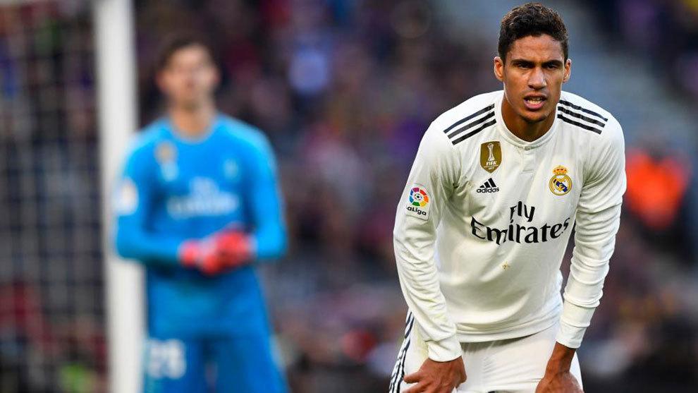 La prensa francesa sostiene que Raphael Varane podría abandonar el Real Madrid