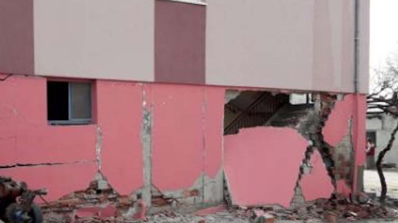 Terremoto di magnitudo 5.7 in Tunisia: danni strutturali a Denizli