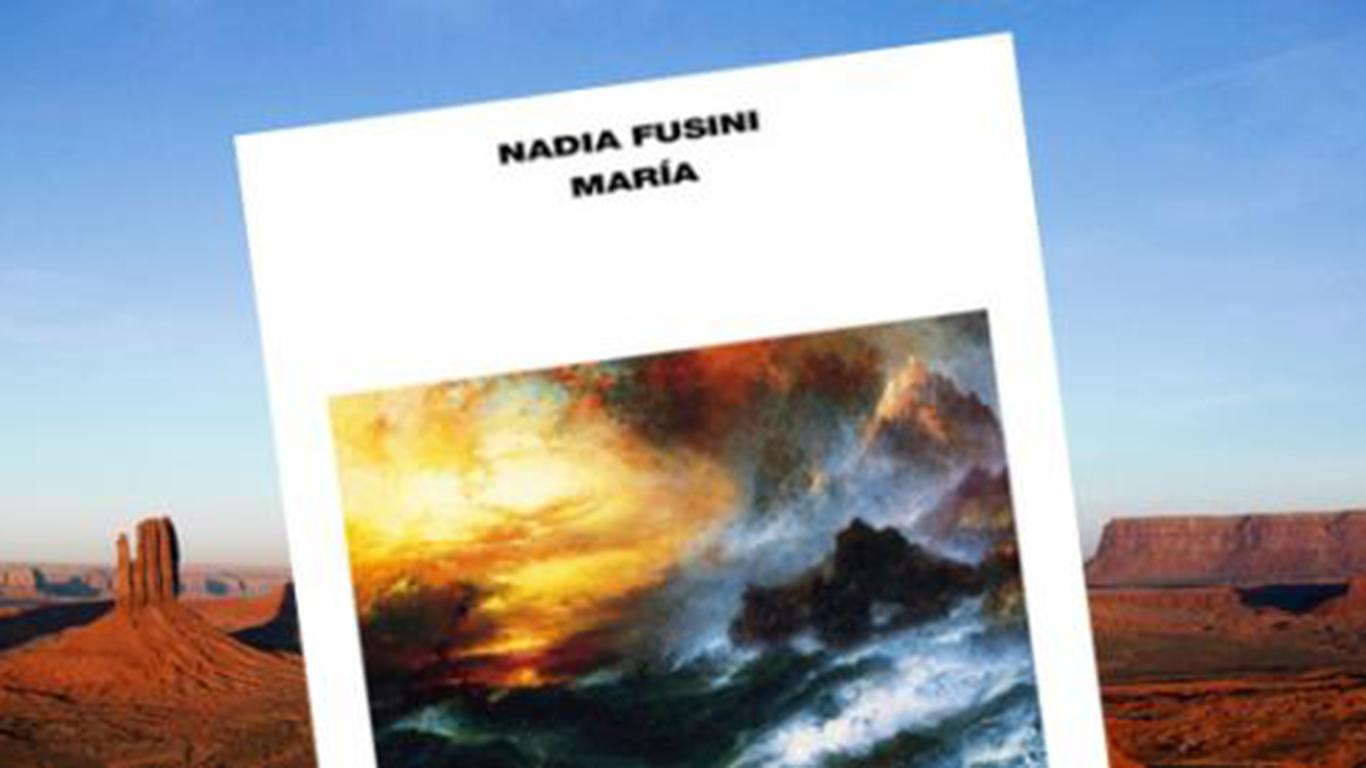 """È uscito il romanzo di Nadia Fusini dal titolo """"Maria"""""""