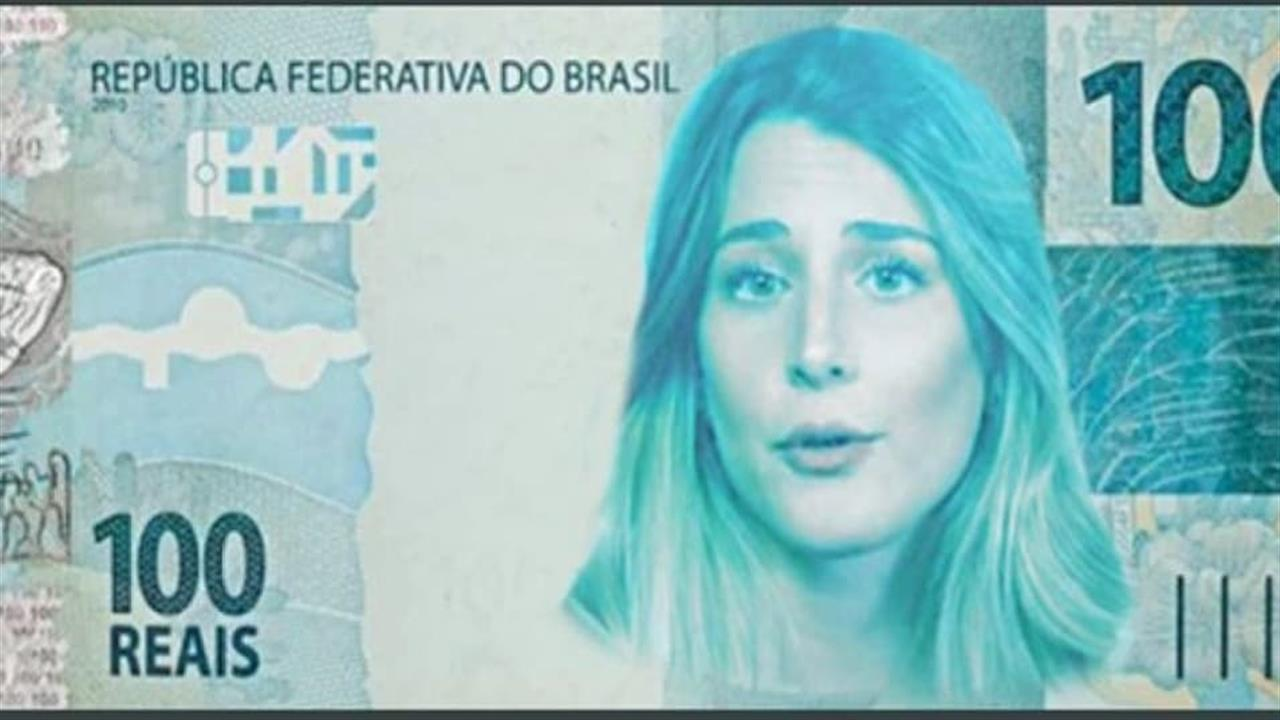 Bettina investiu R$ 1500,00 para chegar a R$ 1 milhão e virou meme