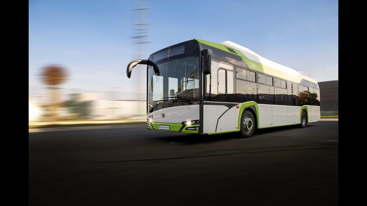 Skoda Electric invierte en autobuses que funcionan con hidrógeno