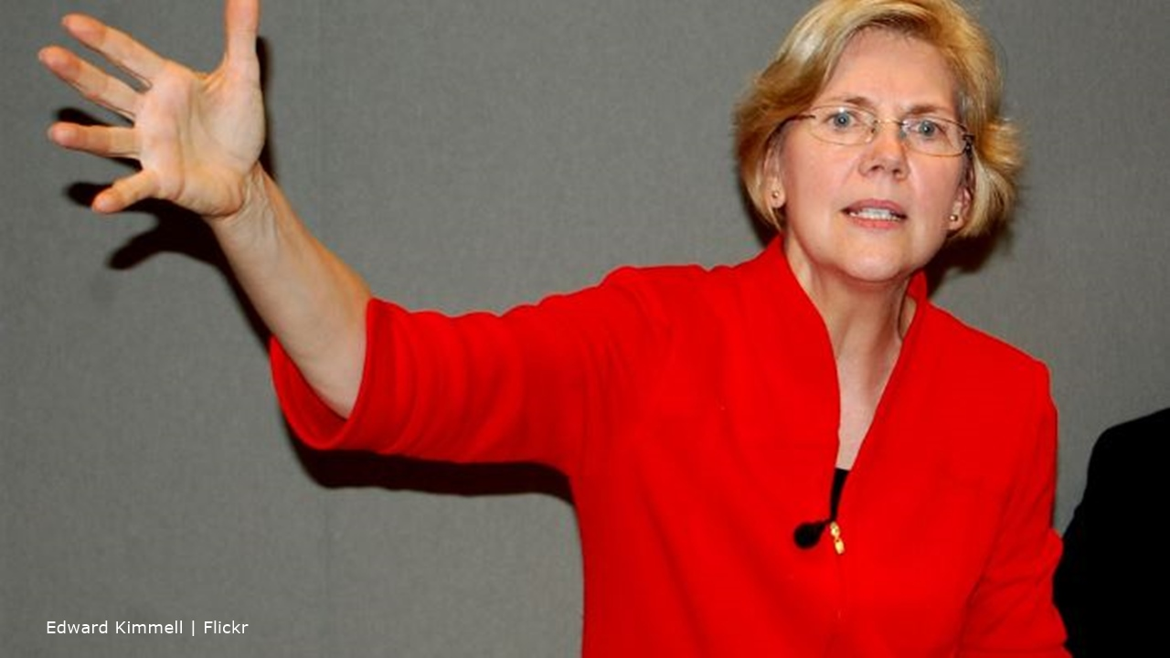 Elizabeth Warren wants the electoral college gone, preferring the popular vote