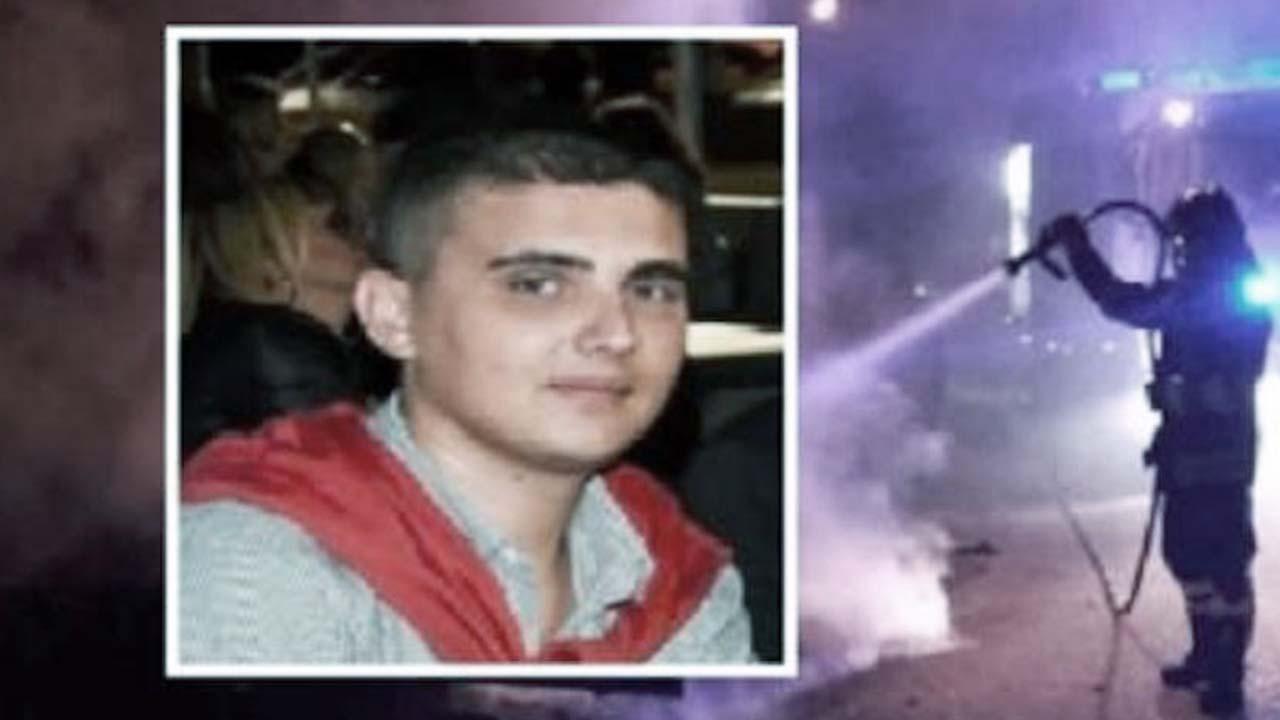 Caserta: 23enne si schianta contro un muro e muore carbonizzato all'interno della sua auto