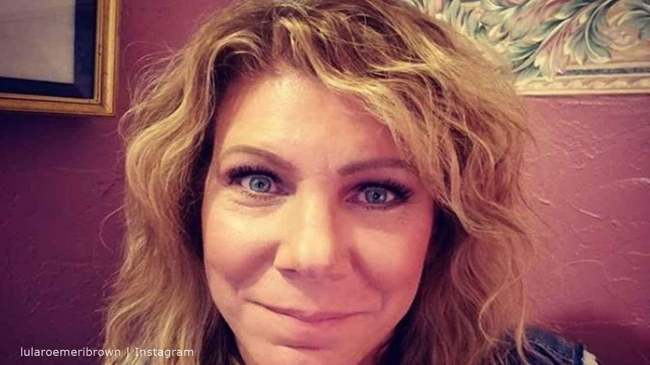 Sister Wives: Meri Brown's original Insta account looks to be deleted