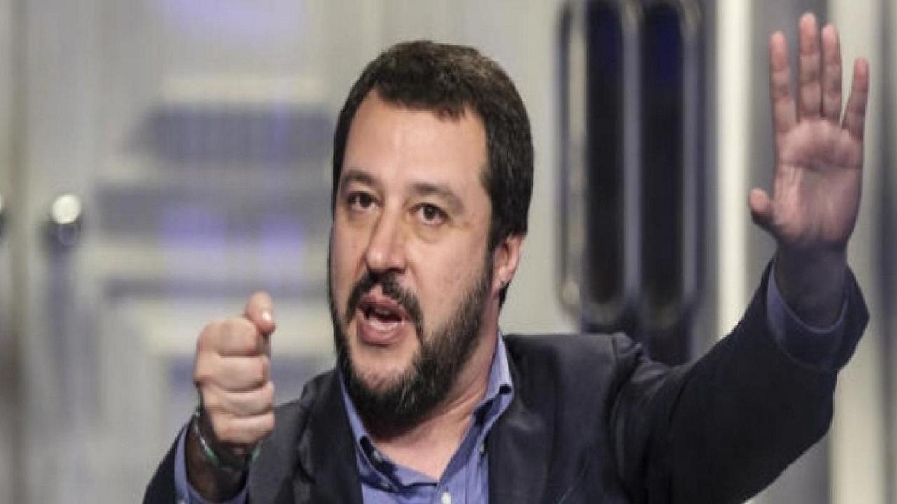Banche e risparmiatori, Salvini critica UE e ministro Tria: 'Mi sono rotto le p...'