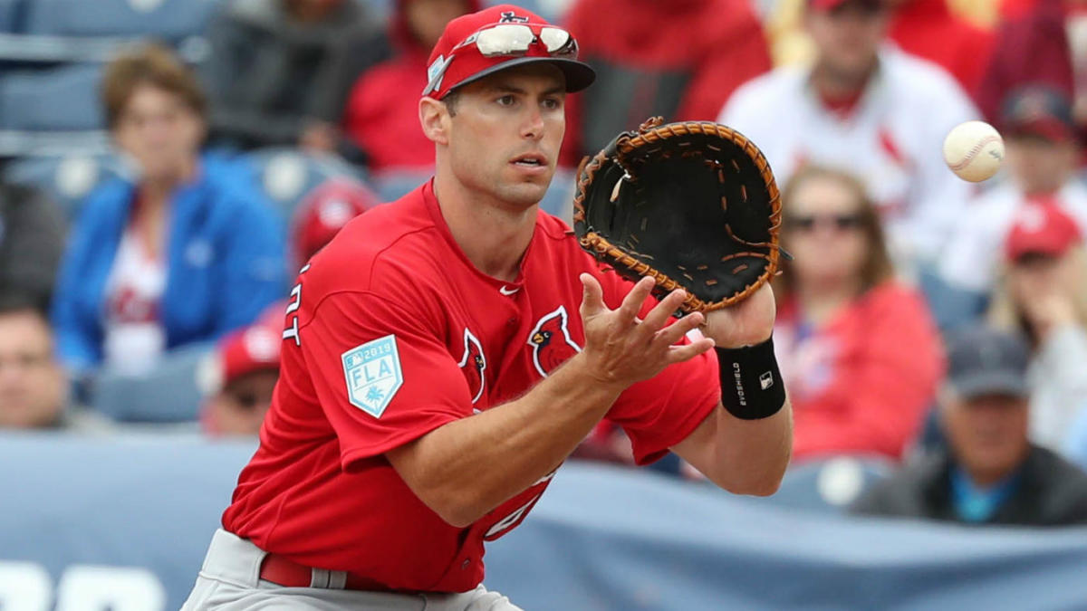 St. Louis re-signs Paul Goldschmidt to a five year contract extension