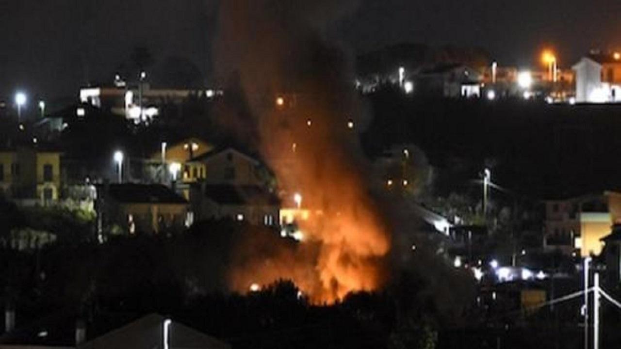 Roma, muoiono padre e figlio per l'esplosione di una villetta nelle campagne di Frascati