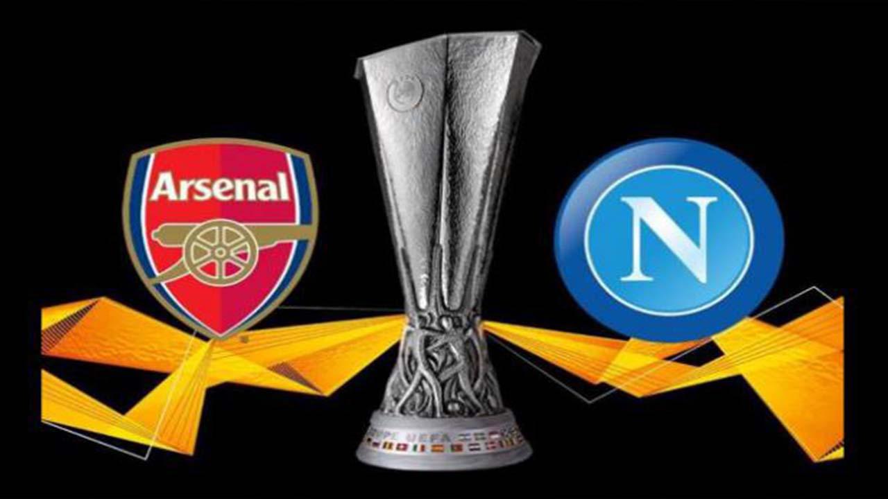 Arsenal-Napoli, Europa League: in diretta su Sky e TV8