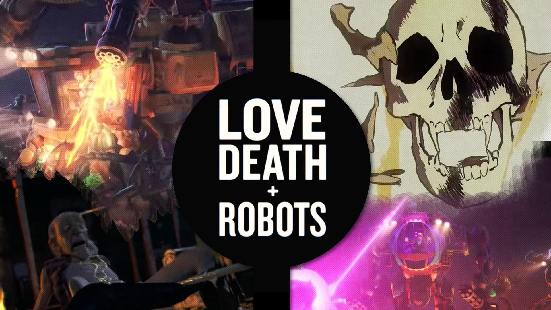 Love Death and Robots: animazione fantascientifica su Netflix dal 15 marzo