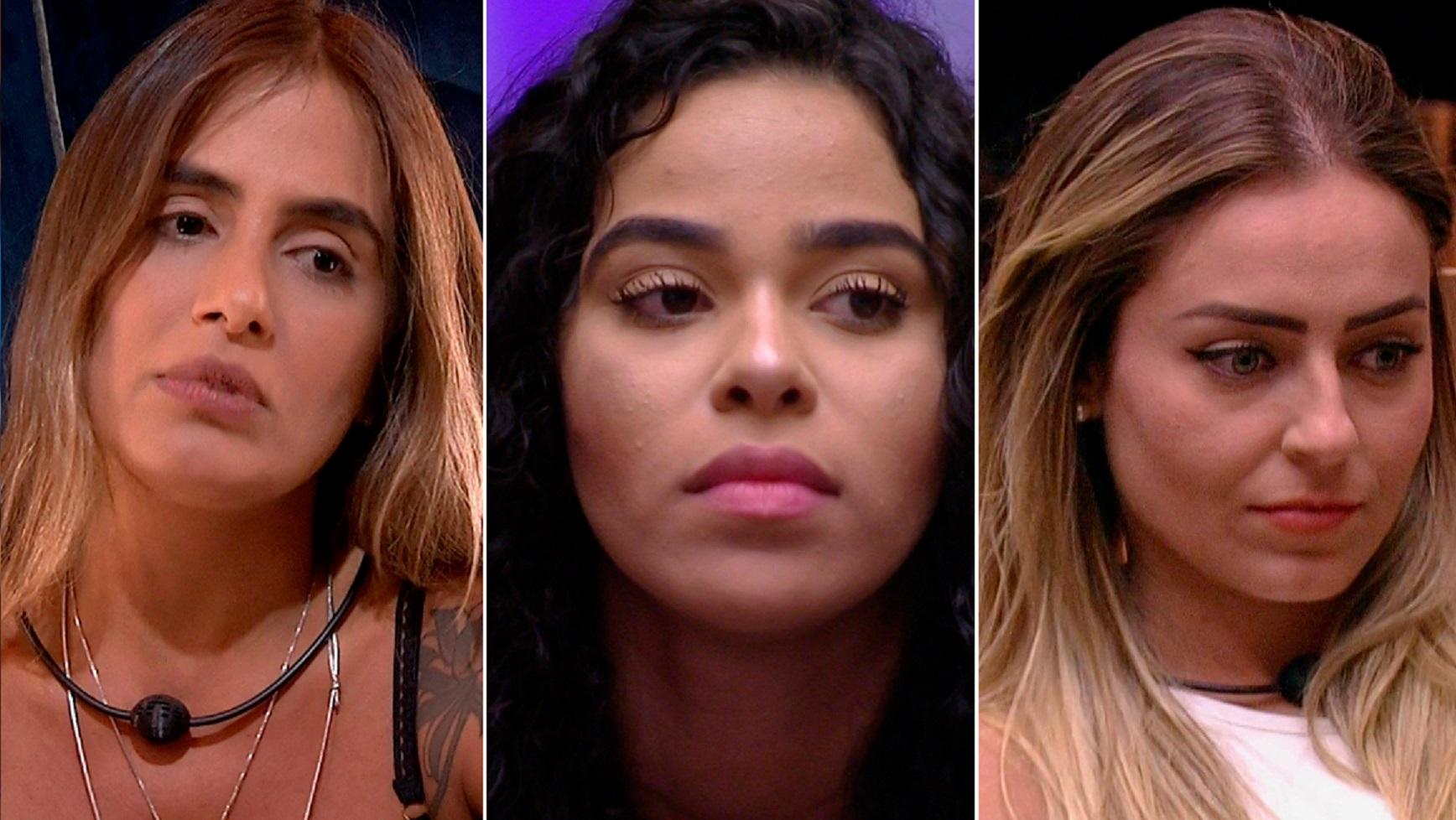 BBB19: enquete do UOL aponta disputa acirrada entre Elana e Carol