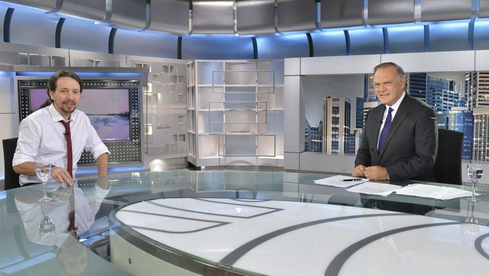 Pablo Iglesias: 'No me gusta que el dueño de Telecinco participe en orgías'