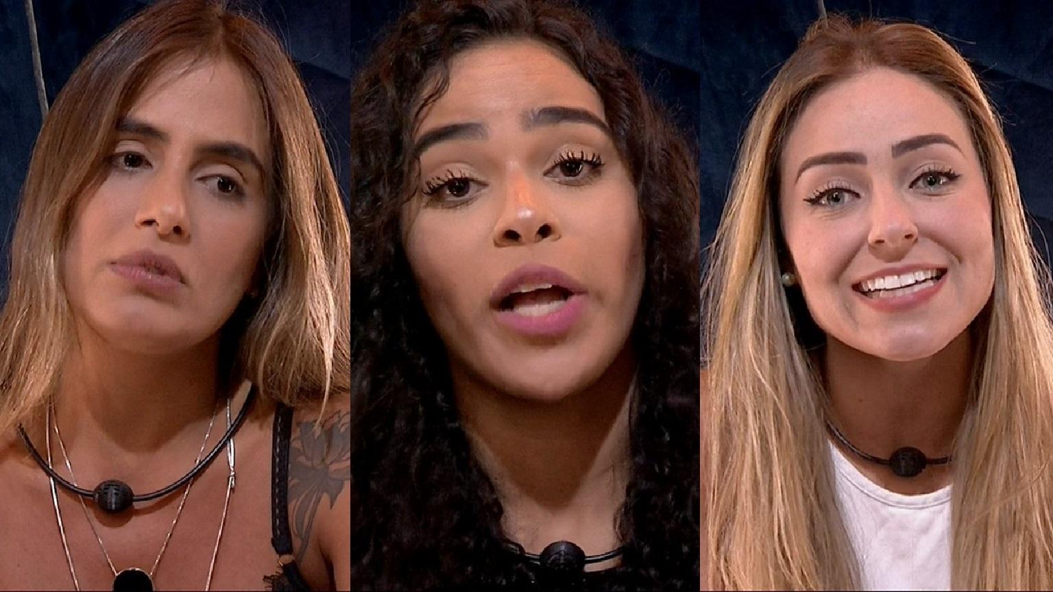 BBB19: após saída de Elana, enquete do UOL aponta Paula como favorita do público