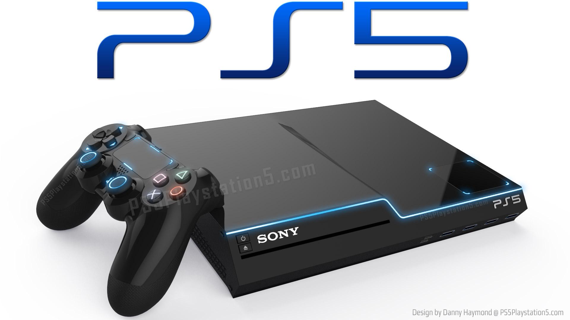 Una particular pantalla integrada podría ir en el mando de la PlayStation 5