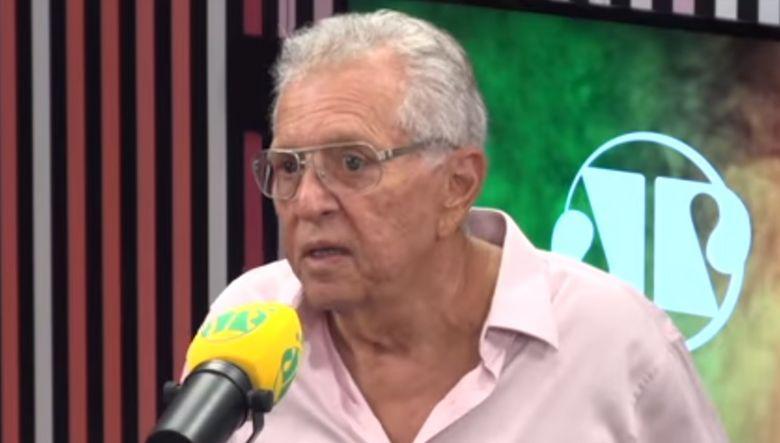 Carlos Alberto revela que ficou 11 anos sem falar com Silvio Santos