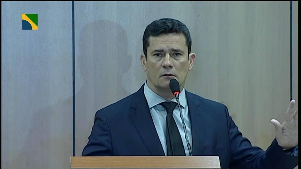 Sérgio Moro retruca entidades e faz defesa de penas mais duras para crimes violentos