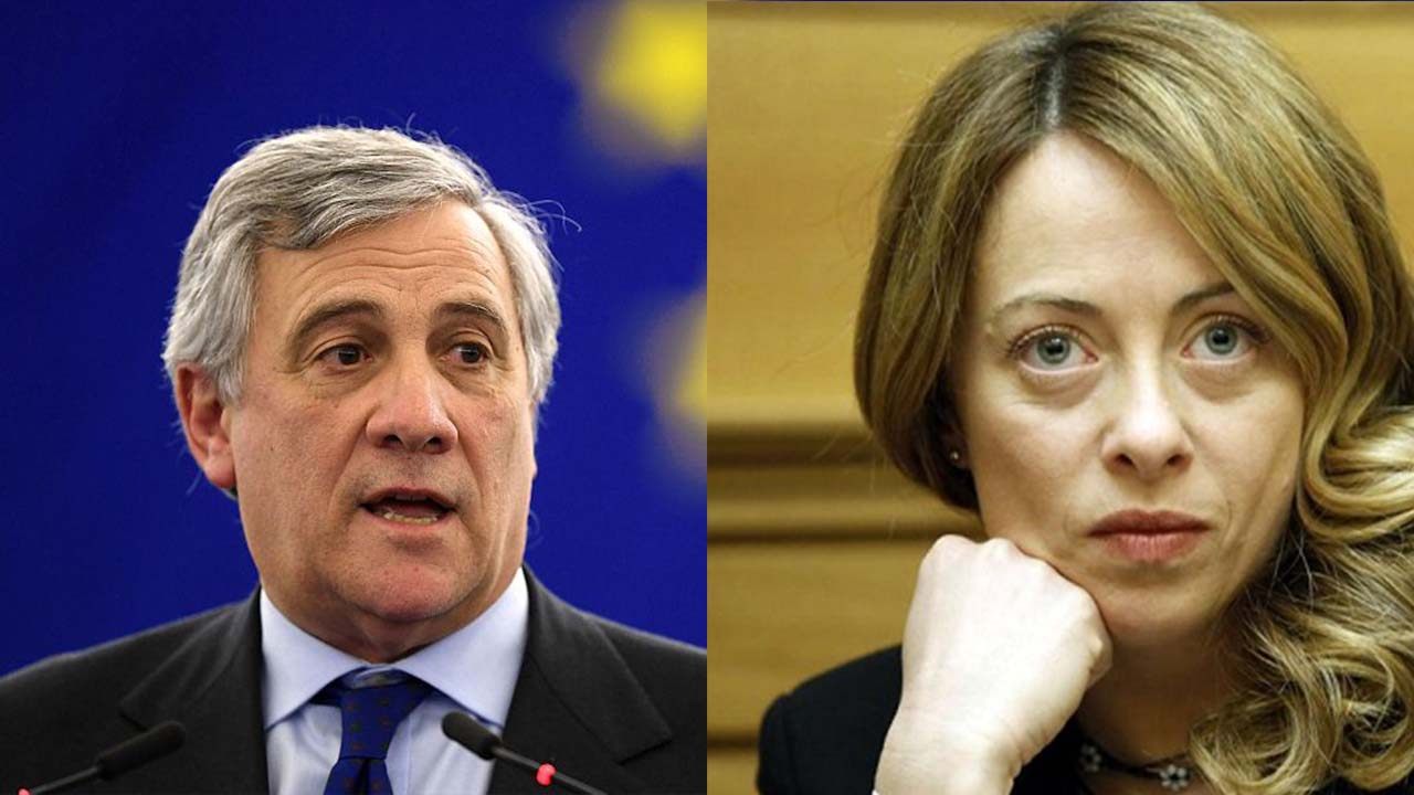 Centrodestra: scontro tra Giorgia Meloni e FI