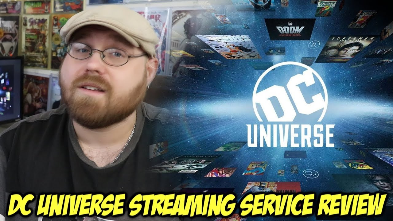 DC Universe expands its massive digital comics library