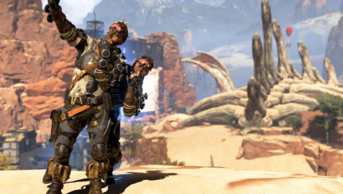 Apex Legends: Players can now use a double-pump technique