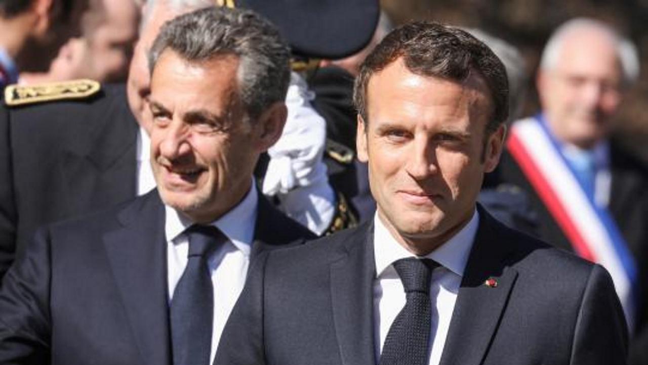 Nicolas Sarkozy se mue en conseiller de l'ombre pour Emmanuel Macron