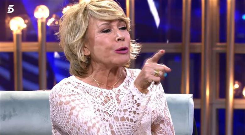 Mila Ximénes se defiende en directo de los insultos de Juan Miguel
