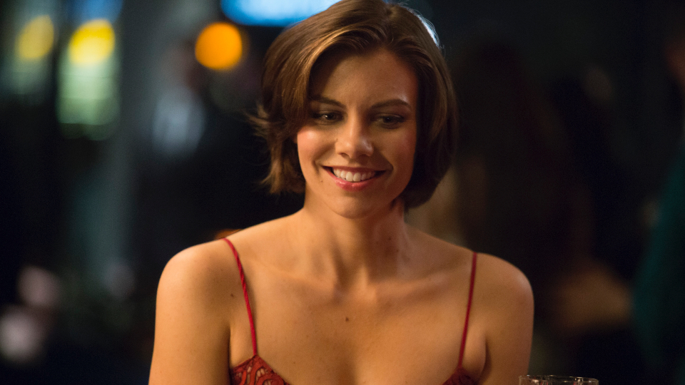 Lauren Cohan father